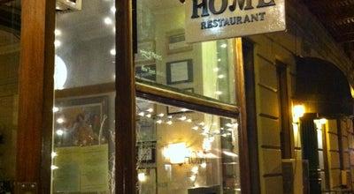 Photo of American Restaurant Home at 20 Cornelia St, New York, NY 10014, United States