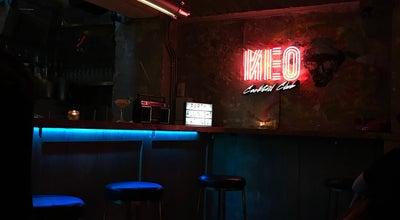 Photo of Cocktail Bar Neo at 10 Shin Hing St, Sheung Wan, Hong Kong