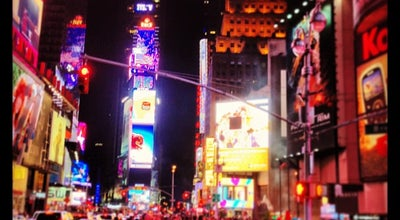 Photo of Hotel W New York - Times Square at 1567 Broadway At 47th St, New York City, NY 10036, United States