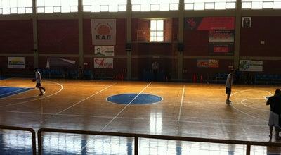 Photo of Basketball Court Κλειστό Γήπεδο Μπάσκετ Αγίας Παρασκευής at Greece
