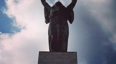 Photo of Monument / Landmark Liberty Statue at Citadella Setany, Budapest 1118, Hungary