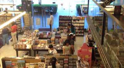 Photo of Bookstore Fully Booked at Marquee Mall, Angeles City 2009, Philippines