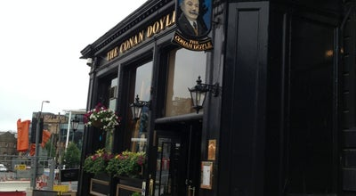 Photo of Bar The Conan Doyle at 71-73 York Place, Edinburgh EH1 3JD, United Kingdom