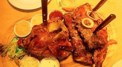 Photo of Austrian Restaurant Salm Braeu at Rennweg 8, Vienna 1030, Austria