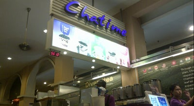 Photo of Tea Room Chatime at Sunway Pyramid, Petaling Jaya 46150, Malaysia