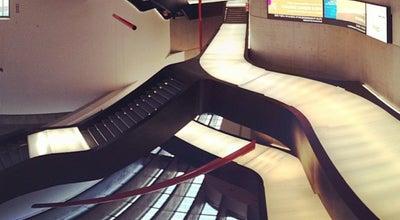Photo of Art Museum MAXXI Museo Nazionale delle Arti del XXI Secolo at Via Guido Reni, 4/a, Roma 00196, Italy