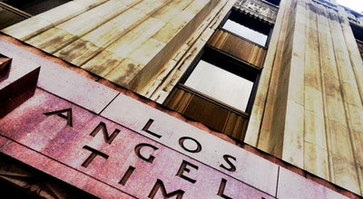 Photo of Tourist Attraction Los Angeles Times Headquarters at 202 W 1st St, Los Angeles, CA 90012, United States