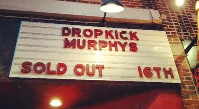 Photo of Rock Club Brighton Music Hall at 158 Brighton Avenue, Allston, MA 02134, United States