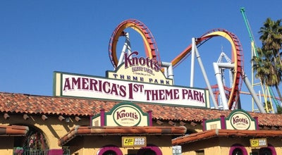 Photo of Tourist Attraction Knott's Berry Farm at 8039 Beach Blvd, Buena Park, CA 90620, United States
