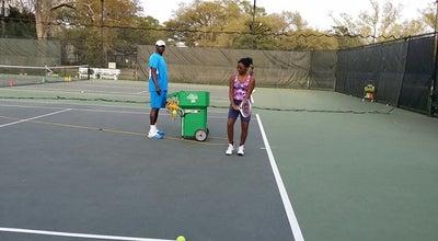 Photo of Tennis Court Capital One City Park Tennis Center at 1442 City Park Ave, Baton Rouge, LA 70806, United States
