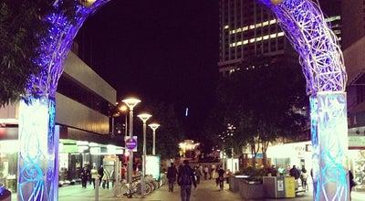 Photo of Tourist Attraction Queen Street Mall at Queen Street, Brisbane, Qu 4000, Australia