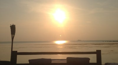 Photo of Beer Garden Sunset Pearl Bar at Thailand