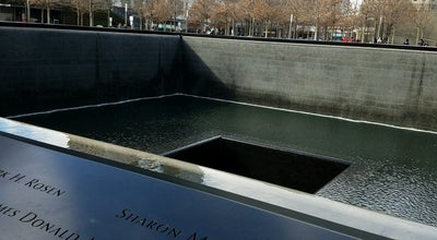Photo of Arts and Entertainment 9/11 Museum Atrium Terrace at 180 Greenwich St, New York, NY 10007, United States