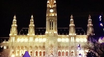 Photo of Monument / Landmark Rathausplatz at Rathausplatz, Vienna 1010, Austria