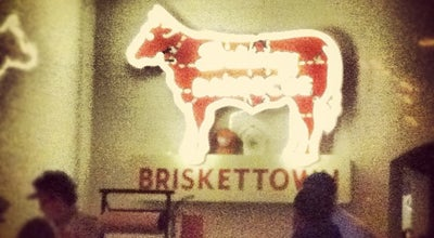 Photo of American Restaurant Delaney Barbecue: BrisketTown at 359 Bedford Ave, Brooklyn, NY 11211, United States