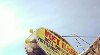Photo of Vietnamese Restaurant Vietnam at 620 Broadway, San Francisco, CA 94133, United States