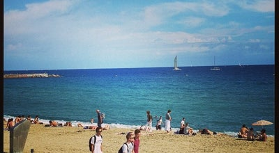 Photo of Tourist Attraction La Barceloneta at La Barceloneta, Barcelona 08003, Spain