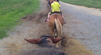 Photo of Tourist Attraction Walden Creek Horseback Riding Stables at 2709 Waldens Creek Rd, Sevierville, TN 37862, United States