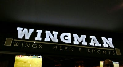 Photo of Sports Bar Wingman wings beer & sport at Calzada Norte, Zapopan 45010, Mexico