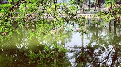 Photo of Botanical Garden Botanical Gardens (Vuon Bach Thao) at Entrance On Hoang Hoa Tham Rd., Hanoi 10000, Vietnam