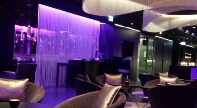 Photo of Nightclub The View Skylounge & Bar at Speditionstrasse 9, Düsseldorf 40221, Germany