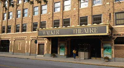 Photo of Other Venue Madame Walker Theatre Center at 617 Indiana Ave, Indianapolis, IN 46202