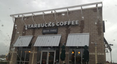 Photo of Coffee Shop Starbucks at 1198 N Highway 77, Waxahachie, TX 75165, United States
