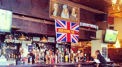 Photo of Pub Джон Донн at Бц «строганов», Москва 119034, Russia