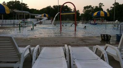 Photo of Pool Columbus Aquatic Center at 225 Folsom St, Columbus, WI 53925, United States