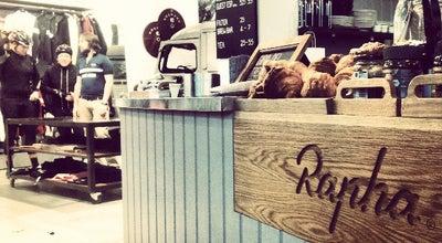 Photo of Cafe Rapha Cycle Club at 85 Brewer Street, London W1F 9ZN, United Kingdom