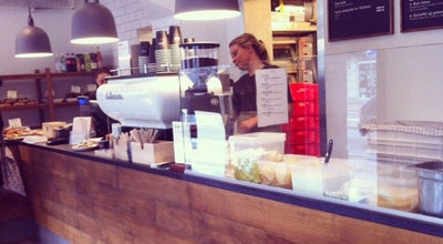 Photo of Cafe Meyers Bageri at Amagerbrogade 48, Copenhagen 2300, Denmark