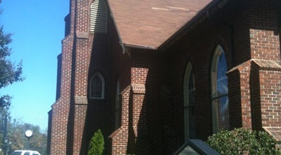 Photo of Church First United Methodist Church - Cary at 117 S Academy St, Cary, NC 27511, United States