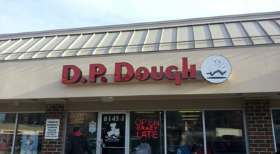 Photo of Italian Restaurant DP Dough at 8145 Baltimore Ave, College Park, MD 20740, United States
