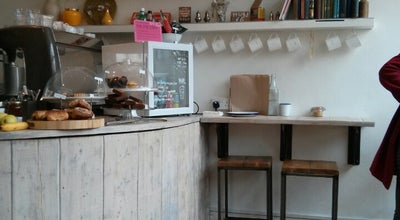 Photo of Cafe Paper and Cup at 18 Calvert Avenue, London E2 7JP, United Kingdom