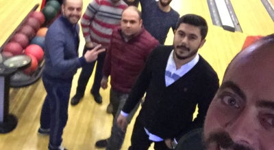 Photo of Bowling Alley Qalyan Bowling at Başakşehir 4.etap Gökkuşağı Tesisleri, İstanbul, Turkey