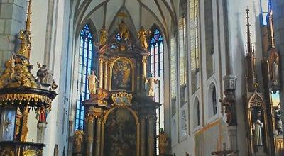 Photo of Church St. Vitus Cathedral, Český Krumlov at Czech Republic