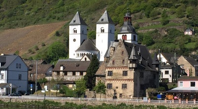 Photo of Historic Site Stiftskirche St. Castor, Karden at Lindenplatz, Treis-Karden 56253, Germany