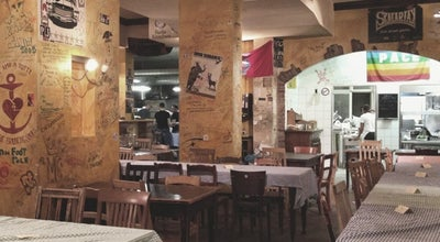 Photo of Italian Restaurant I Due Forni at Schonhauser Allee 12, Berlin 10119, Germany