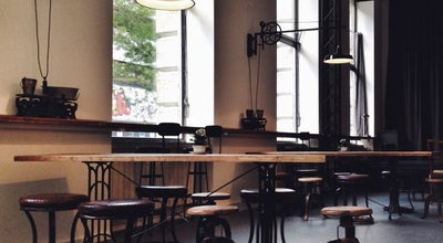 Photo of Cafe Prachtwerk at Ganghoferstr. 2, Berlin, Germany 12043, Germany