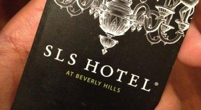 Photo of Hotel SLS Hotel at Beverly Hills at 465 S La Cienega Boulevard, Los Angeles, CA 90048, United States