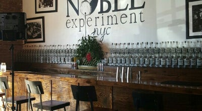Photo of Distillery The Noble Experiment at 23 Meadow St, Brooklyn, NY 11206, United States