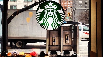 Photo of Coffee Shop Starbucks at 400 E 23 Rd St, New York, NY 10010
