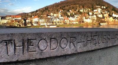 Photo of Bridge Theodor-Heuss-Brücke at Brückenstraße, Heidelberg 69120, Germany