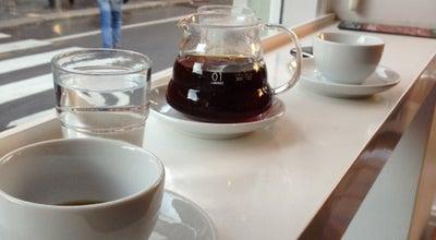 Photo of Coffee Shop Koppi Kaffe & Rosteri at Norra Storgatan 16, Helsingborg 252 50, Sweden