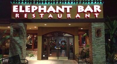 Photo of Asian Restaurant Elephant Bar Restaurant at 39233 Fremont Hub, Fremont, CA 94538, United States