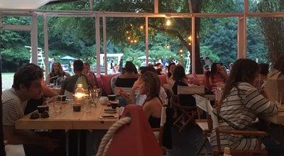 Photo of New American Restaurant Moby's at 341 Pantigo Rd, East Hampton, NY 11937, United States