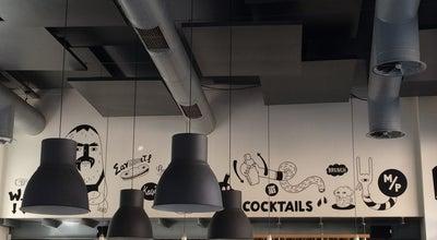 Photo of Cocktail Bar ΜΠΕΛ ΡΕΫ at Φαλήρου 88, athens 117 41, Greece