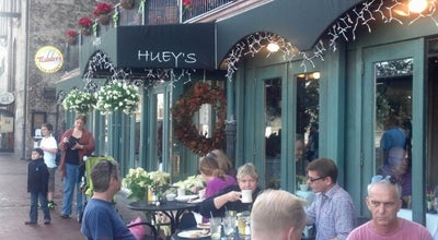 Photo of Cajun / Creole Restaurant Huey's Southern Cafe at 115 E River St, Savannah, GA 31401, United States