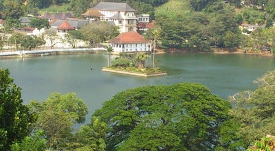 Photo of Lake Kandy Lake at Centre Of Kandy City, Kandy 20000, Sri Lanka
