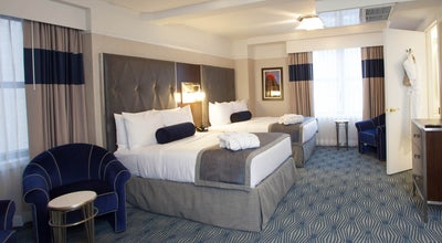 Photo of Hotel Wyndham New Yorker at 481 8th Ave, New York, NY 10001, United States